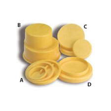 Primeline Products Plastic Test Caps