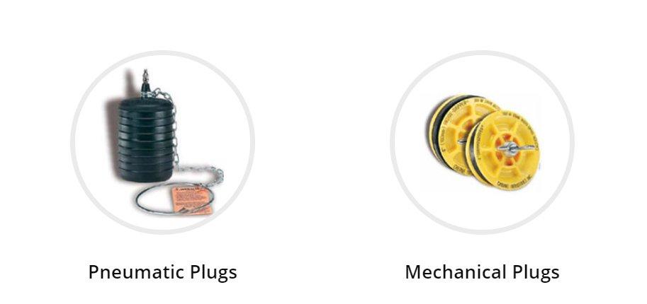 Pipeline plugs