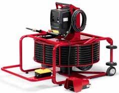 """Maxi Miller Power+ 3/4"""" Shaft. 400v, 3-Phase, 30 Amp"""