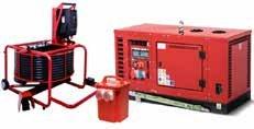 "Maxi Power+ & Picote Generator - 3/4"" Shaft"