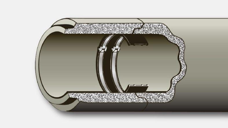 The Trelleborg Internal Seal